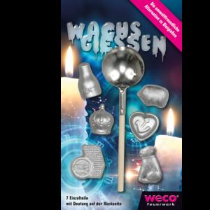weco wachsgiessen bleigiessen feuerwerkland shop - Feuerwerkland