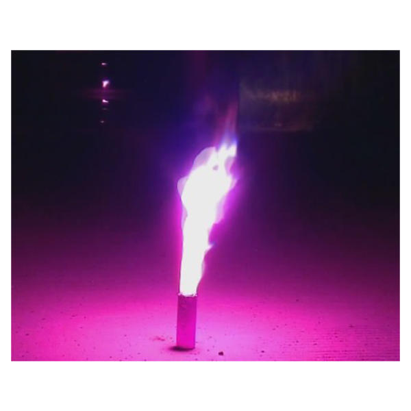 blackboxx bengaltopf pyropot purpur lila feuerwerkland shop - Feuerwerkland