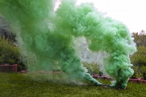blackboxx jumbo rauchfackel grün e feuerwerkland shop - Feuerwerkland