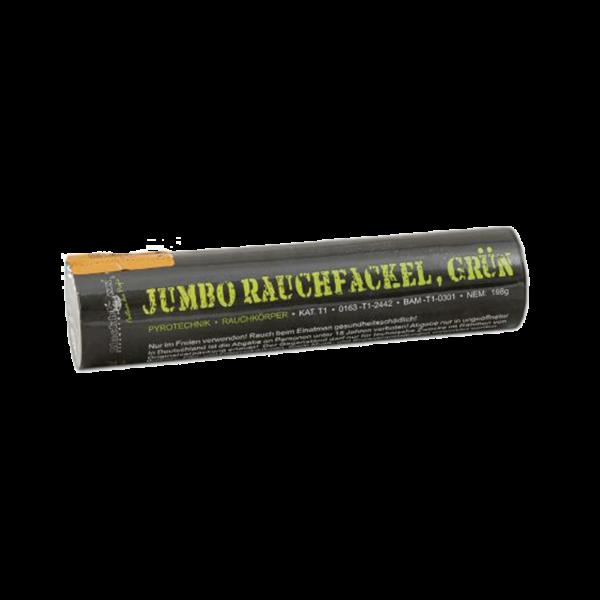 blackboxx jumbo rauchfackel grün feuerwerkland shop - Feuerwerkland