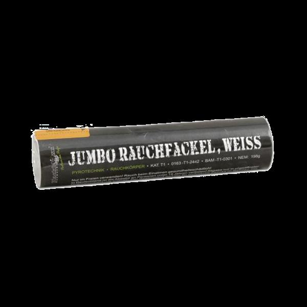 blackboxx jumbo rauchfackel weiß feuerwerkland shop - Feuerwerkland