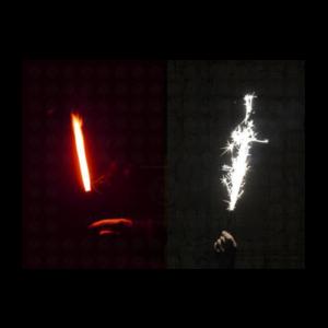 blackboxx lanzenlicht rot zu silber e feuerwerkland shop - Feuerwerkland