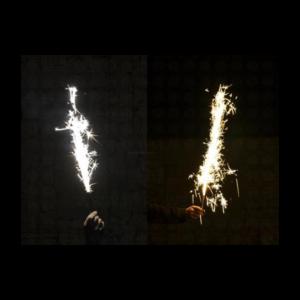 blackboxx lanzenlicht silber zu gold e feuerwerkland shop - Feuerwerkland