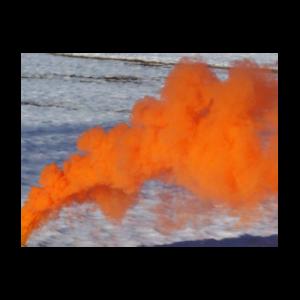 blackboxx rauchfackel orange feuerwerkland shop - Feuerwerkland