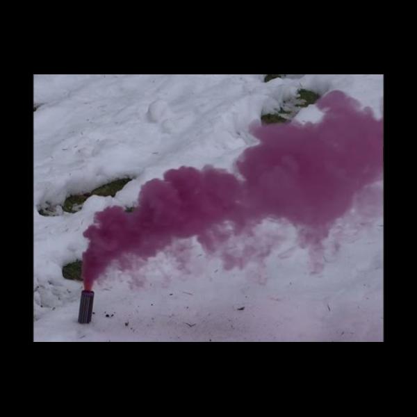 blackboxx rauchfackel purpur lila feuerwerkland shop - Feuerwerkland