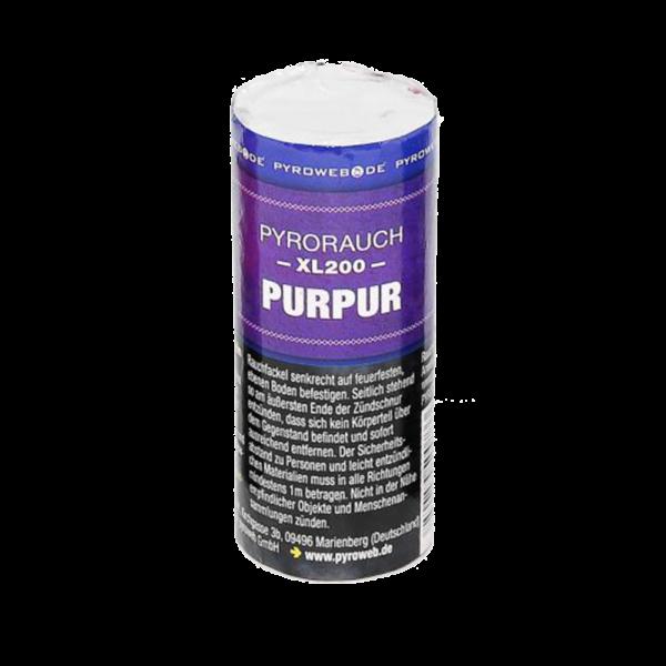 blackboxx ultra rauchtopf purpur lila feuerwerkland shop - Feuerwerkland