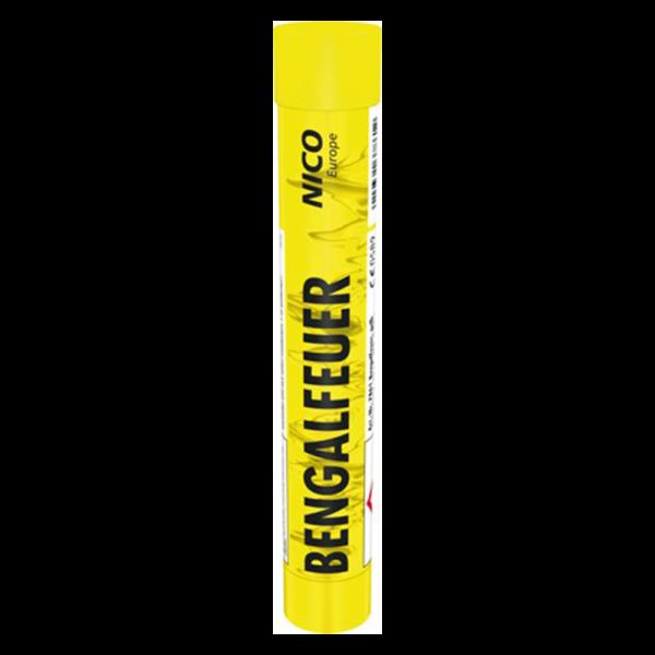 nico bengalfeuer gelb feuerwerkland shop - Feuerwerkland