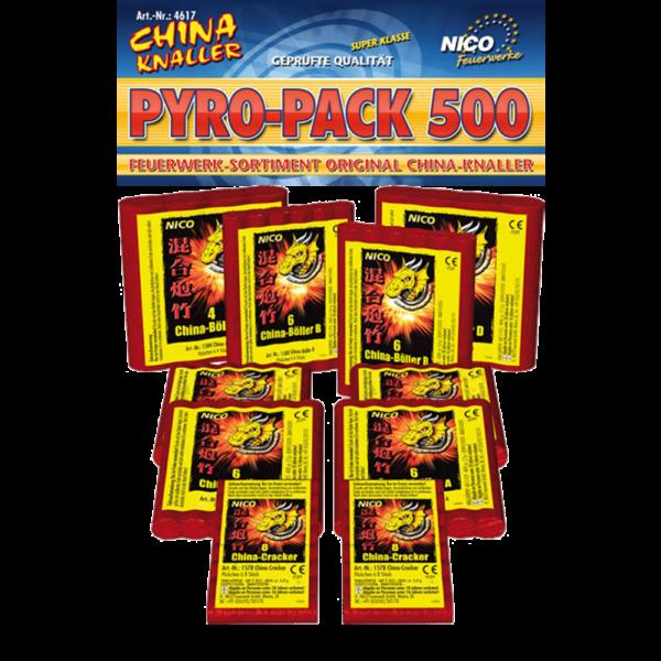 nico pyro pack 500 feuerwerkland shop - Feuerwerkland