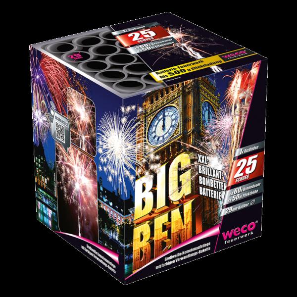 Weco Big Ben Feuerwerkland