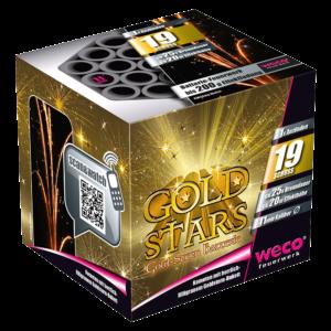 weco gold stars feuerwerkland shop - Feuerwerkland