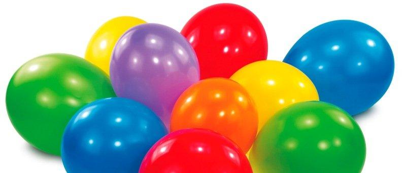 100 gro e luftballons feuerwerkland. Black Bedroom Furniture Sets. Home Design Ideas