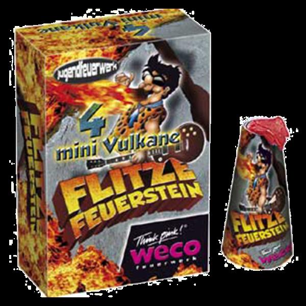 weco flitze feuerstein feuerwerkland shop - Feuerwerkland