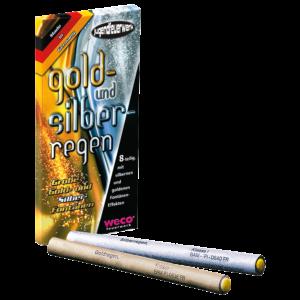 weco gold und silberregen 8er feuerwerkland shop 1 - Feuerwerkland