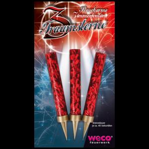 weco traumsterne zimmerfontäne 3er feuerwerkland shop - Feuerwerkland
