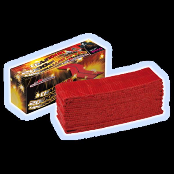 weco xtreme cracker 2000shots feuerwerkland shop - Feuerwerkland