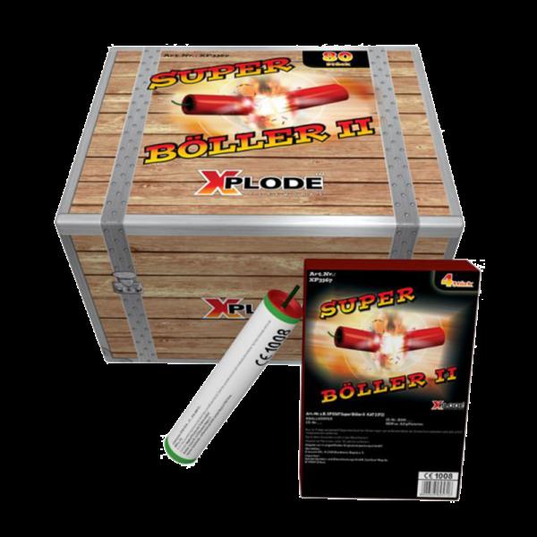 xplode super böller 2 80er feuerwerkland shop - Feuerwerkland