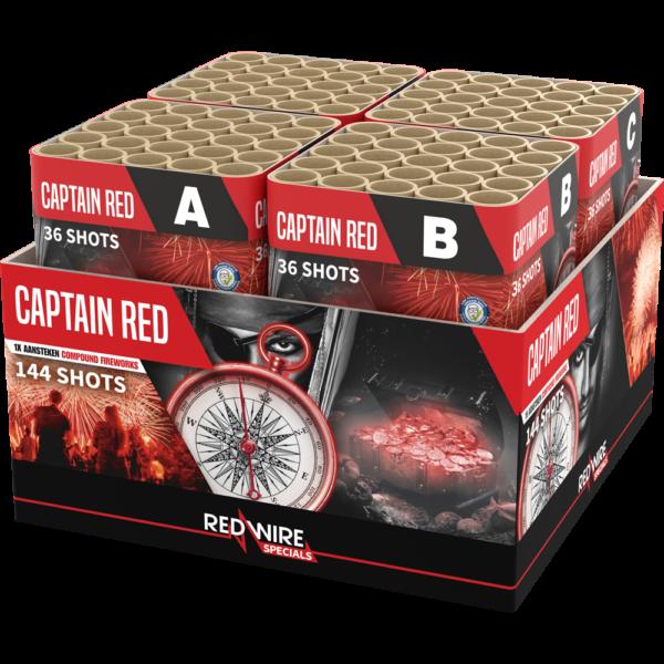 lesli captain red bloodhound verbundbatterie feuerwerkland shop - Feuerwerkland