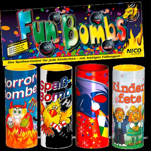 nico fun bombs 4er feuerwerkland shop - Feuerwerkland