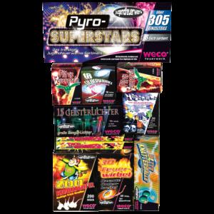 weco pyro superstars feuerwerkland shop - Feuerwerkland