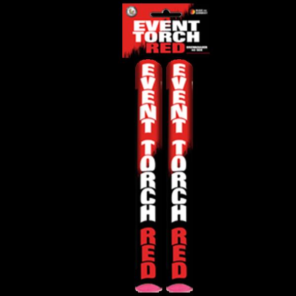 lesli event torch red bengalo jugendfeuerwerk feuerwerkland shop 2 - Feuerwerkland