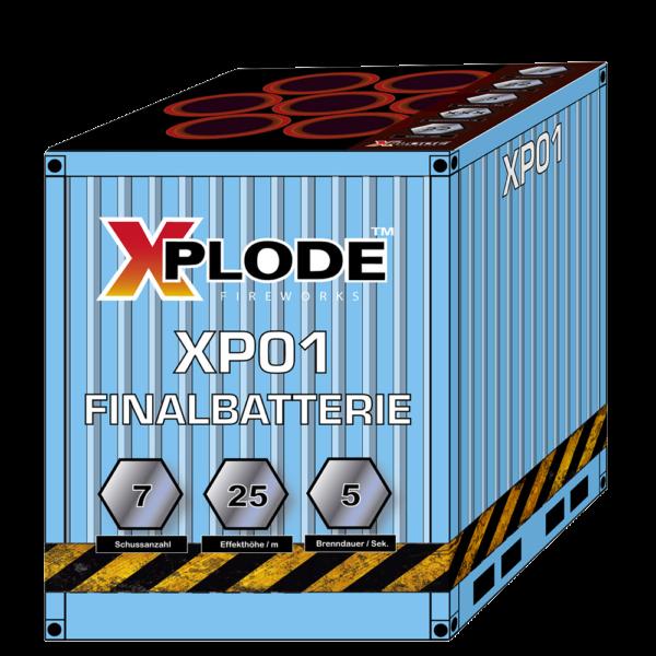 xplode xp01 batterie feuerwerkland shop - Feuerwerkland