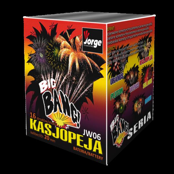 jorge kasjopeja batterie feuerwerkland shop.de - Feuerwerkland