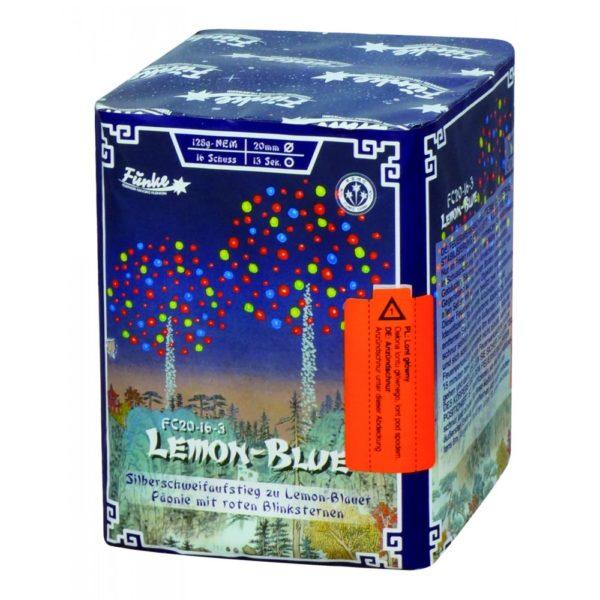 funke lemon blue batterie feuerwerkland shop - Feuerwerkland