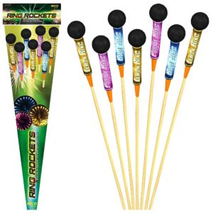 nico ring rockets 7er raketen feuerwerkland shop - Feuerwerkland