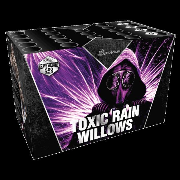 pyrocentury toxic rain willows batterie feuerwerkland shop - Feuerwerkland