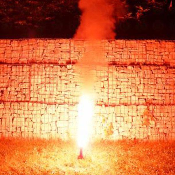 ultralux rot breslauer bengalo bild1 feuerwerkland shop - Feuerwerkland