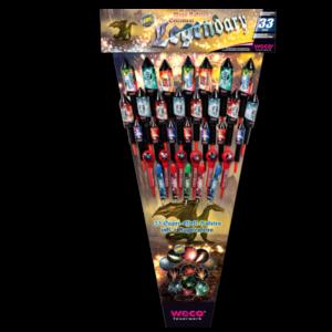weco legendary raketensortiment feuerwerkland shop - Feuerwerkland