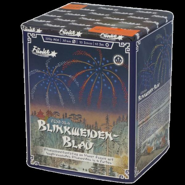 funke blinkweiden blau batteriefeuerwerk feuerwerkland shop - Feuerwerkland