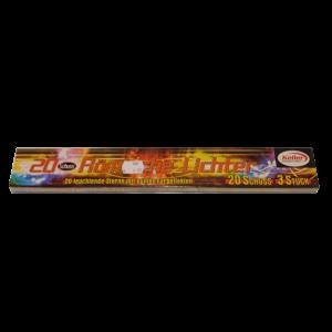 keller römische lichter 3er leuchtfeuerwerk feuerwerkland shop - Feuerwerkland