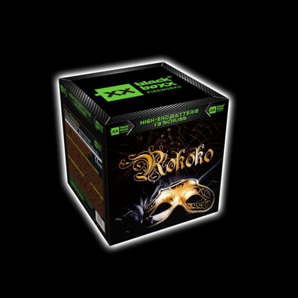 blackboxx rokoko feuerwerksbatterie feuerwerkland shop - Feuerwerkland