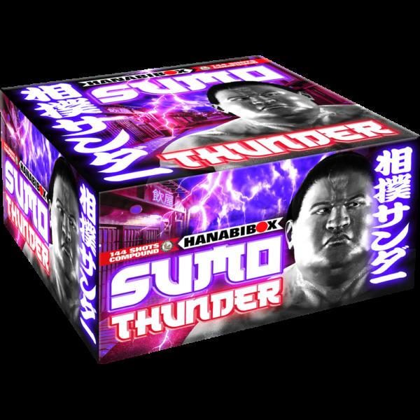 lesli sumo thunder verbundfeuerwerk feuerwerkland shop - Feuerwerkland
