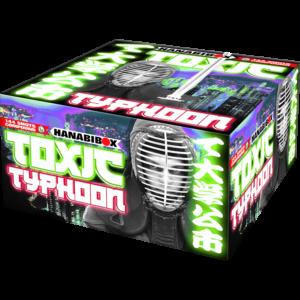 lesli toxic typhoon verbundfeuerwerk feuerwerkland shop - Feuerwerkland