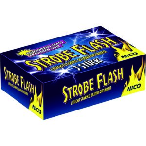 nico strobe flash 3er jugendfeuerwerk feuerwerkland shop - Feuerwerkland